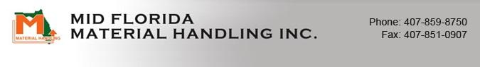 Mid Florida Material Handling Inc.