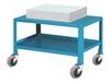 SECURITY COMPUTER WORK STATION MOBILE PAPER / SUPPLY CART