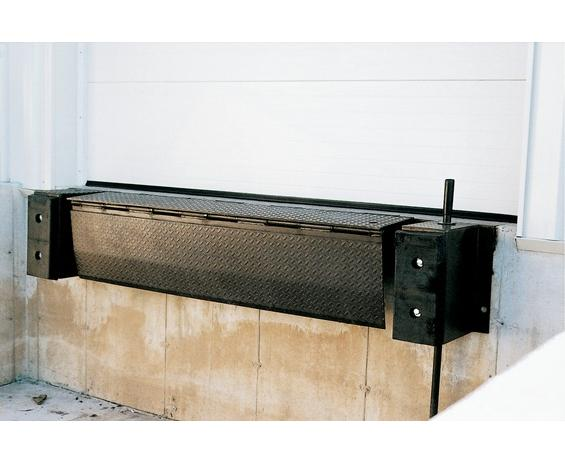 THE EDGE-O-DOCK LEVELER