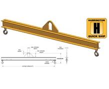STANDARD DUTY LIFTING BEAM
